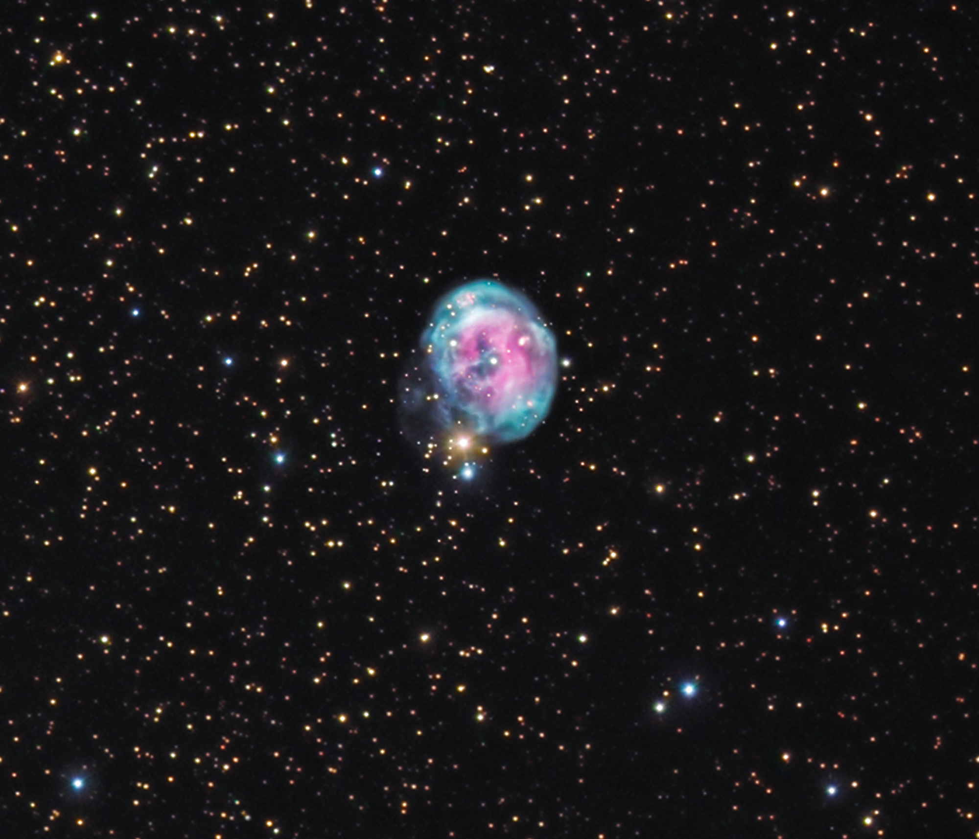 NGC 7008 – The Fetus-Nebula